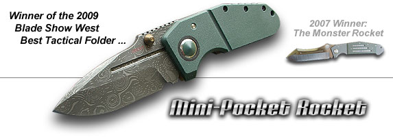 Mini Pocket Rocket
